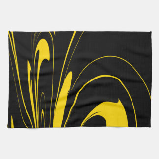 Bumble Bee Colors Tea Towels