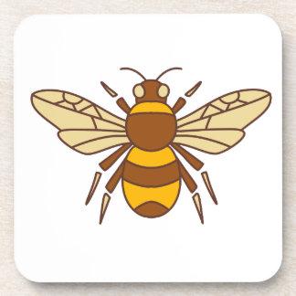 Bumble Bee Icon Coaster