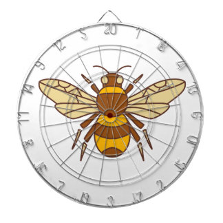 Bumble Bee Icon Dartboard