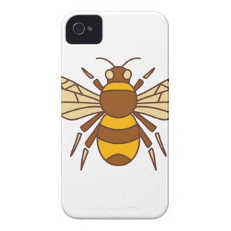 Bumble Bee Icon iPhone 4 Cover