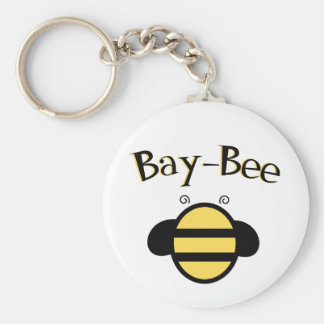 Bumble Bee Key Ring