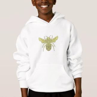 Bumble Bee Mandala