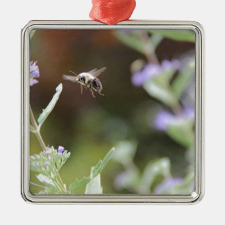 Bumble Bee Metal Ornament