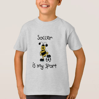 Bumble Bee Soccer T-Shirt