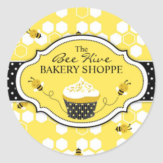 Bumble Bee Sticker RBIZ