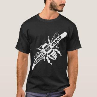 Bumble Bee Vapor Men's Dark Tee Shirt