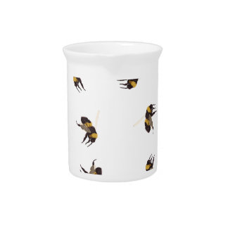 Bumble Bees Pitcher
