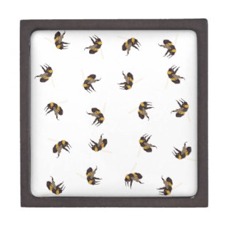 Bumble Bees Premium Keepsake Boxes