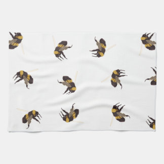Bumble Bees Towels