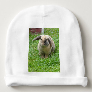 Bumble Rabbit Baby Beanie