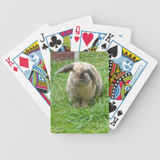 Bumble Rabbit Bicycle Playing Cards
