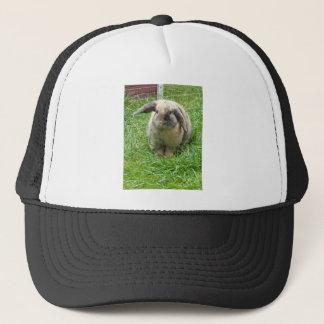 Bumble Rabbit Trucker Hat
