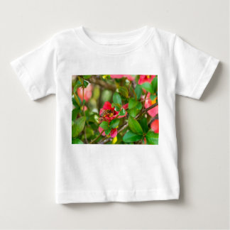 Bumblebee And Azalea Baby T-Shirt