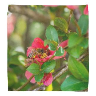 Bumblebee And Azalea Bandana