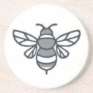 Bumblebee Bee Icon Coaster