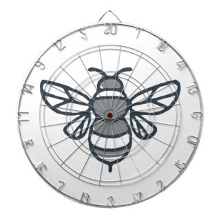 Bumblebee Bee Icon Dartboard