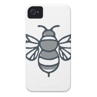 Bumblebee Bee Icon iPhone 4 Case
