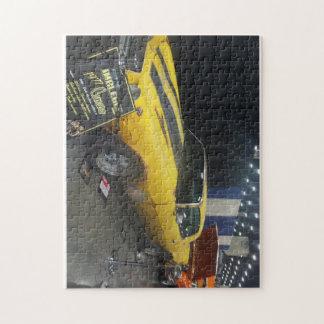 Bumblebee camaro jigsaw puzzle