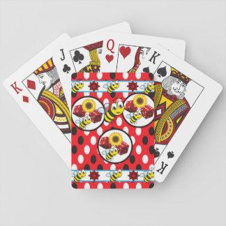 Bumblebee Playing Card Deck
