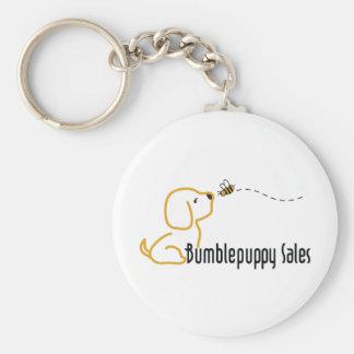 BumblePuppy Sales Keychain