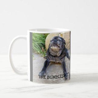 Bumblesnot: Happiness is an Adopted Pet mug