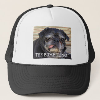 Bumblesnot hat: The Bumblesnot Trucker Hat