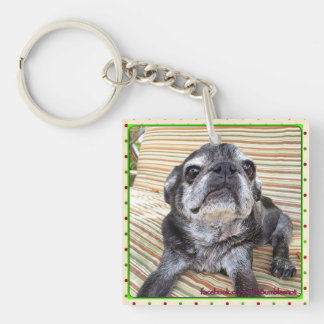 Bumblesnot keychain:  Bumble Love Key Ring