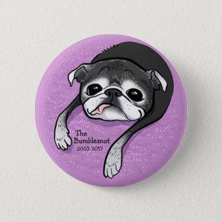 Bumblesnot Memorial button