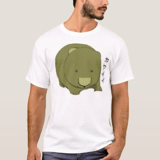 bumbum-the wombat (Jellybeanjoey collection) T-Shirt