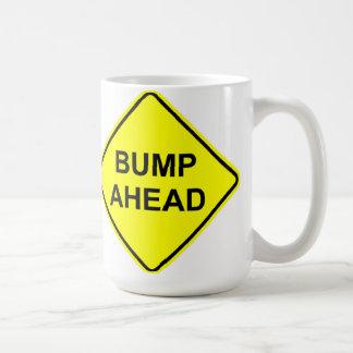 Bump Ahead Mug