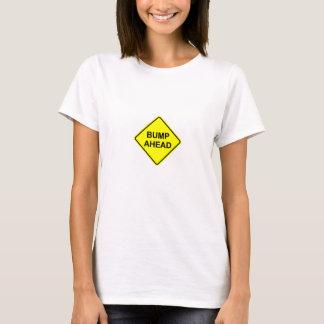 Bump Ahead Womens Shirt