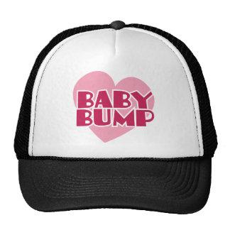 Bump design cap