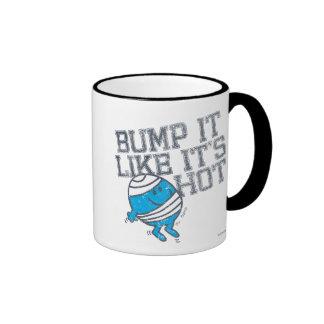 Bump It Like It's Hot Version 4 Ringer Mug