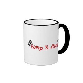 Bump N Run Coffee Mugs