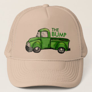 Bump Truck Trucker Hat