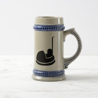 Bumper car mug
