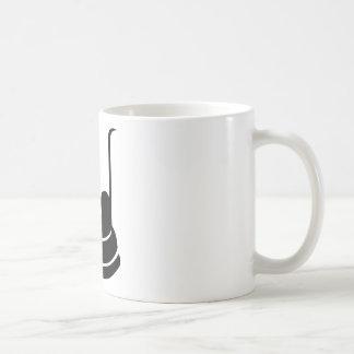 Bumper car coffee mug