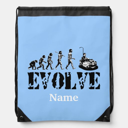 Bumper Cars Sports Personalized Backpack