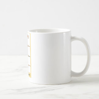 Bumper Knot Basic White Mug