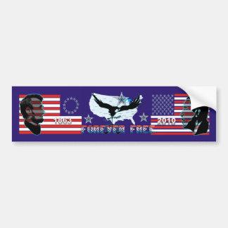 Bumper-sticker-Abe-Obama-Forever-free-1 Bumper Sticker