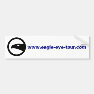 Bumper Sticker / Aufkleber Car Bumper Sticker