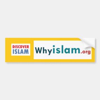 Bumper Sticker Discover Islam (18)