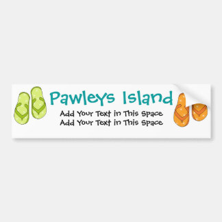 Bumper Sticker - Pawleys Island by SRF