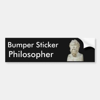 Bumper Sticker Philosopher