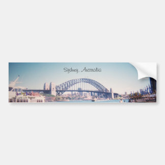 Bumper Sticker Sydney Harbour Bridge, Australia