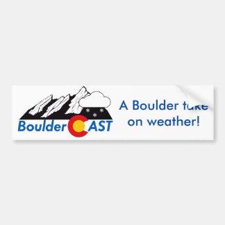 Bumper Sticker (Wintry Logo)