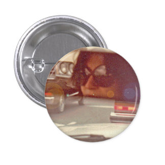 Bumper to Bumper 3 Cm Round Badge