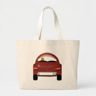 Bumpersticker T-Shirt Template Canvas Bags