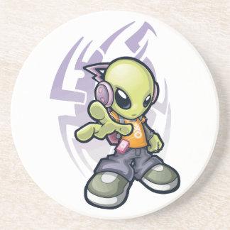 bumping Alien Coaster