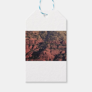 bumps and lumps in red rock gift tags